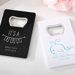 Personalized Baby Shower Bottle Opener (Set of 12)